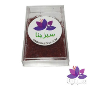 خرید زعفران سرگل در بسته بندی کریستالی